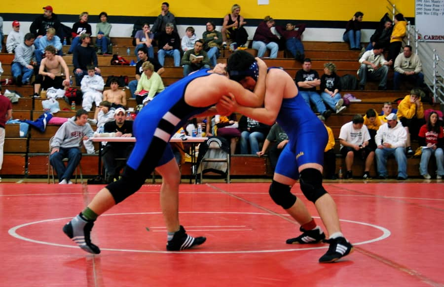 Wrestling: 12 Reasons Why It Is Good for You
