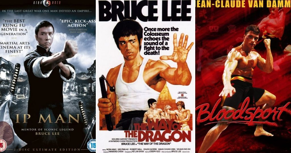 Best Martial Arts Movies of All Time