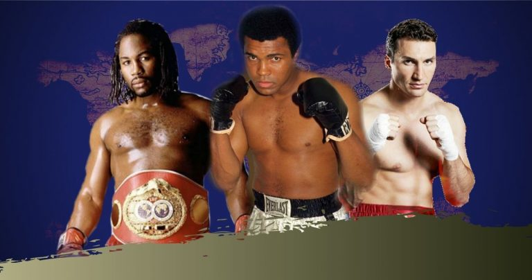 Top 10 Best Boxing Countries in the World (Ranked)