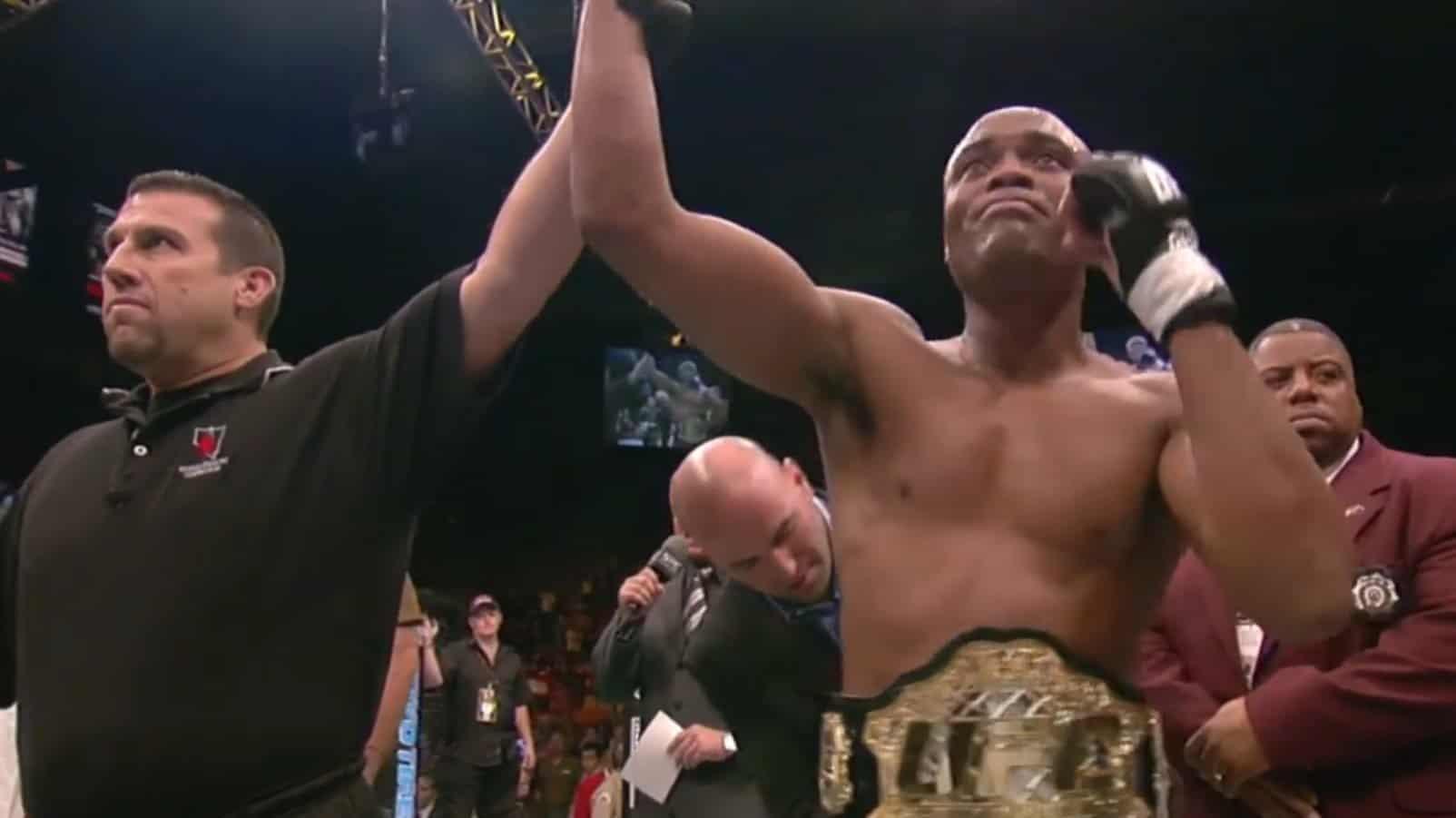 Longest Winning Streak in the UFC