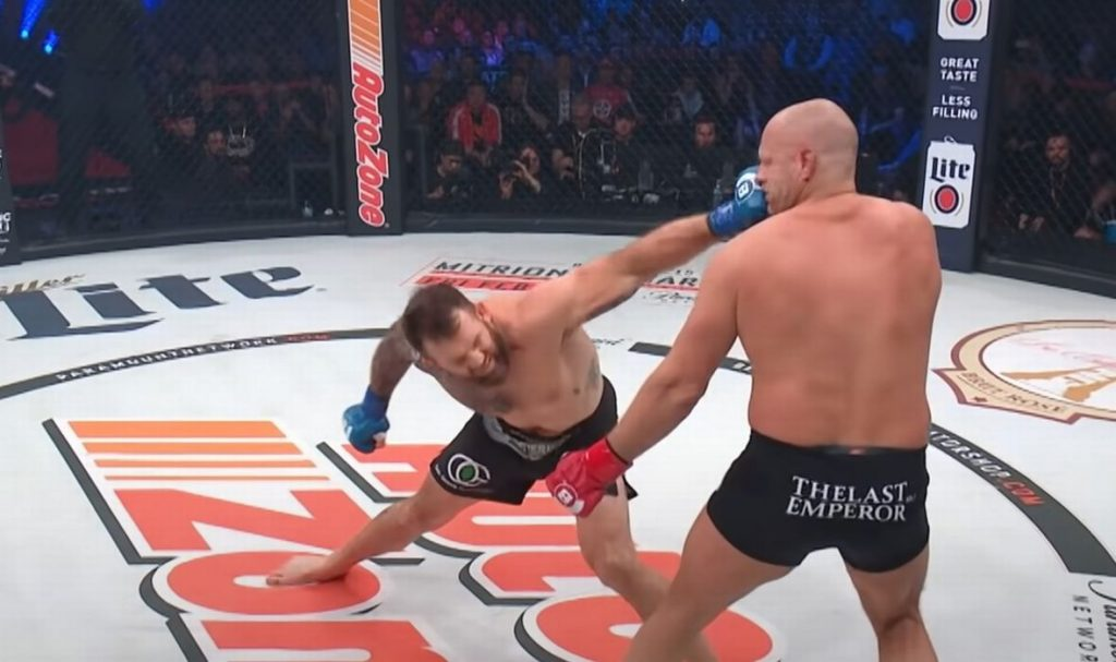 Let's Recall How Bader Extinguished Fedor's Championship Ambitions in Half a Minute