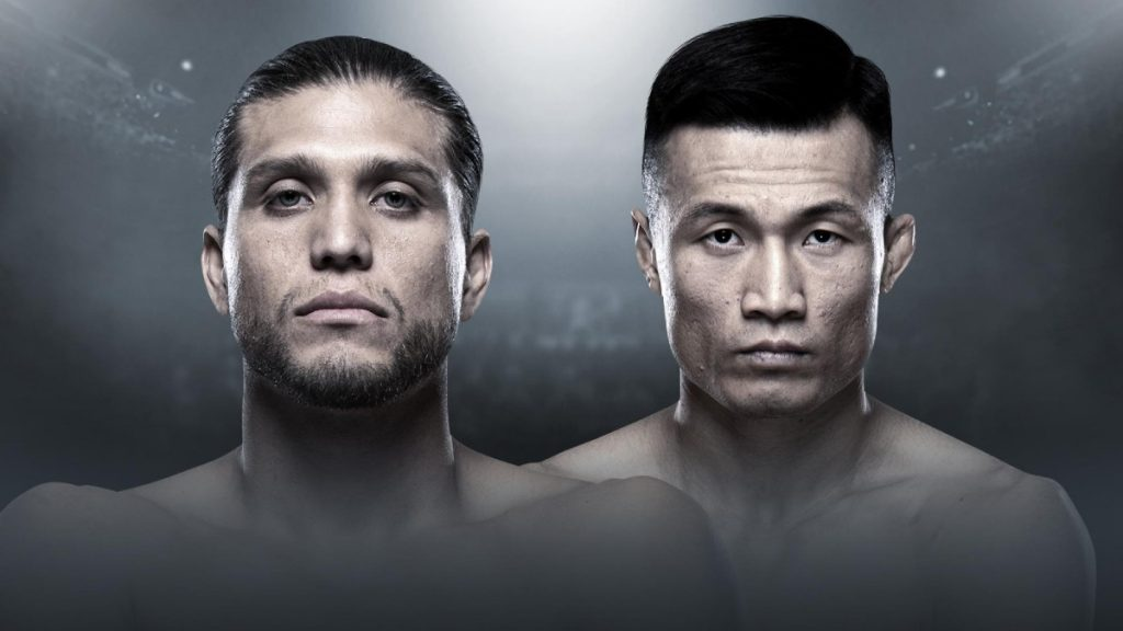 The UFC Will Again Try To Arrange A Fight Between Korean Zombie And Ortega