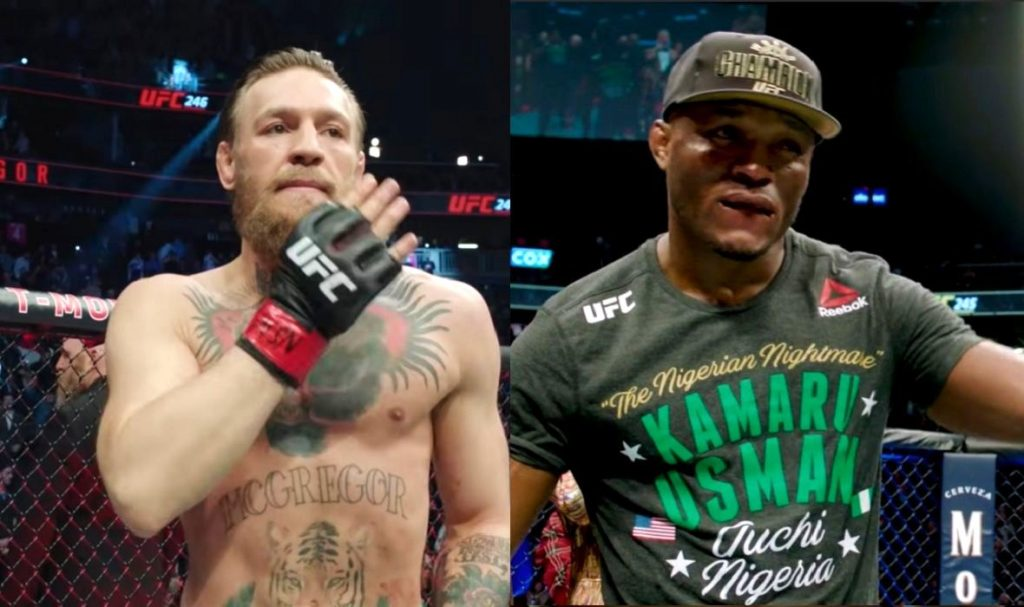 Conor McGregor Was Offered a Fight Against Usman For The Welterweight Title
