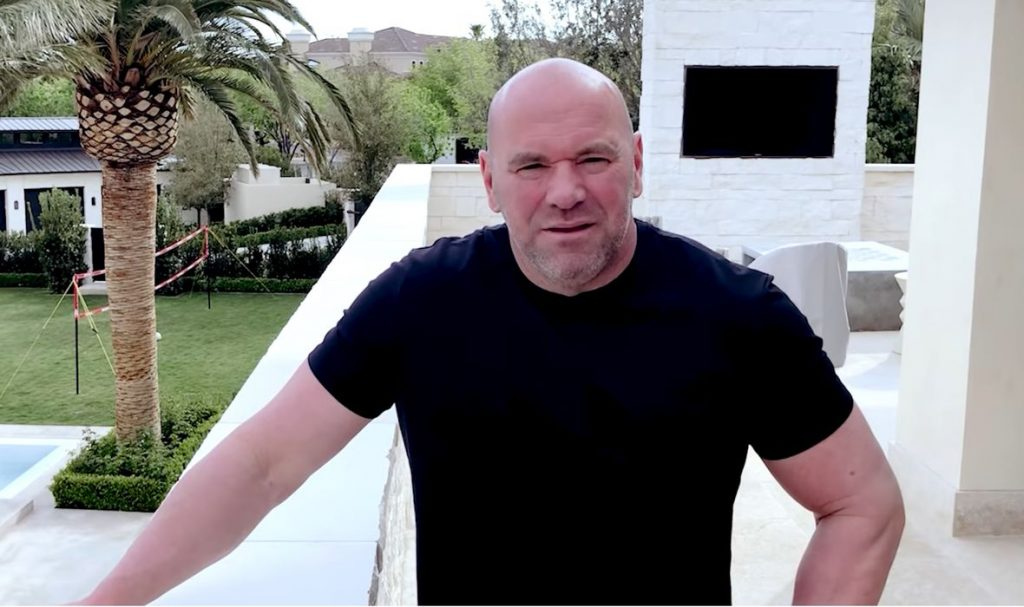 Dana White: 'UFC Island Will Be Ready Very Soon, I'll Live There For a Whole Month'