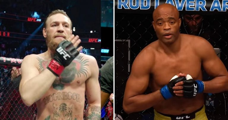 Conor McGregor Agrees to Fight Anderson Silva In The UFC