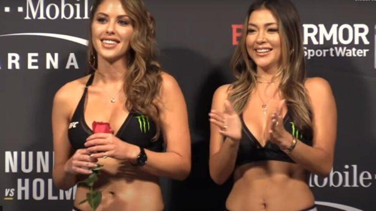 How Much Do UFC Ring Girls Make?