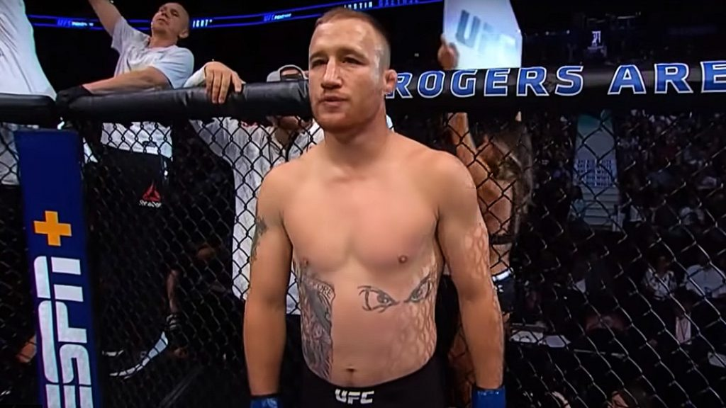 Justin Gaethje: 'I Can Fight McGregor Tomorrow, But I Wouldn't Change The Fight Against Khabib For That'