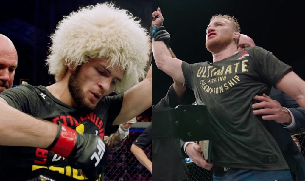 Revealed When Will Khabib Nurmagomedov and Justin Gaethje Fight