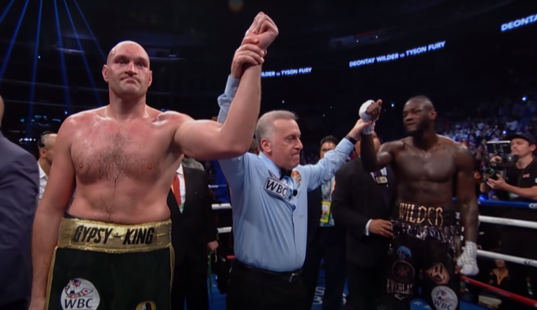 Two locations for the third match between Fury and Wilder might have been revealed, and some dates also appeared