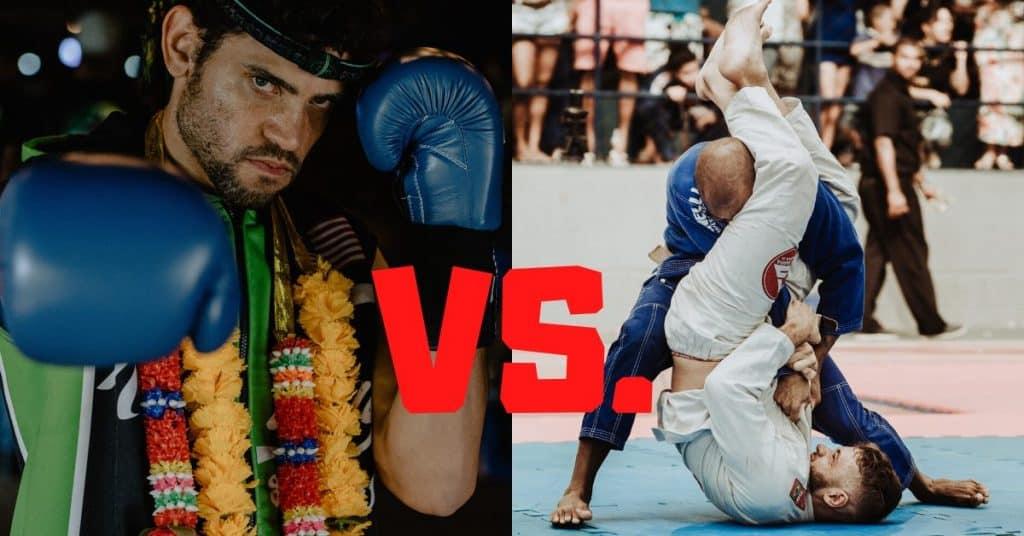 Muay Thai vs Jiu-Jitsu (BJJ): Which One Is Better for You?