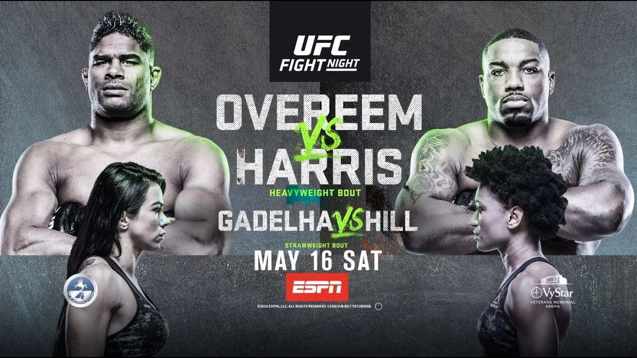UFC Fight Night Overeem vs Harris Review: What's Next for the Fighters?