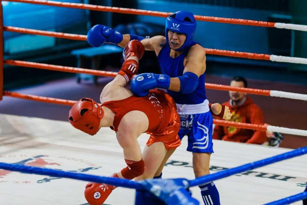 amateur boxing