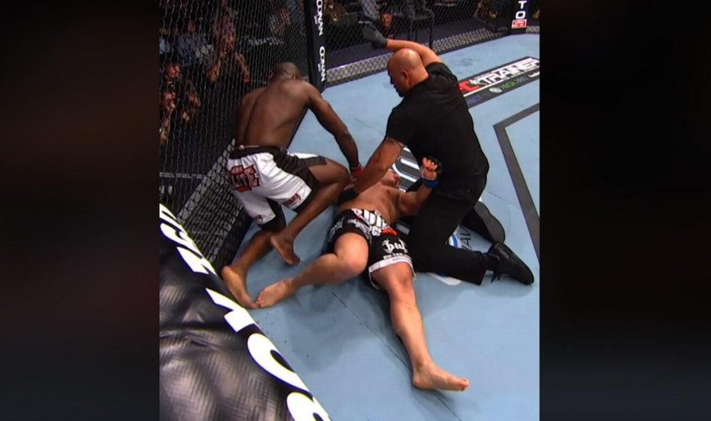 (VIDEO) See How Perhaps The Biggest Turnaround In UFC History Came About