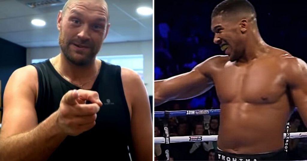 Fury And Joshua Agreed On The Terms, They Should Do Two Matches!