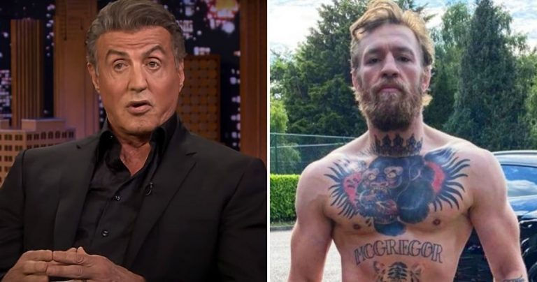 Sylvester Stallone Wants Conor McGregor To Become a Partial UFC Owner And Plans To Sell Him Part Of His Stakes
