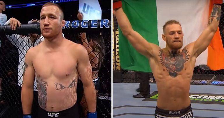'I Would Knock Out McGregor' – Gaethje Reveals How He Would Control 'Key Factor' In That Fight