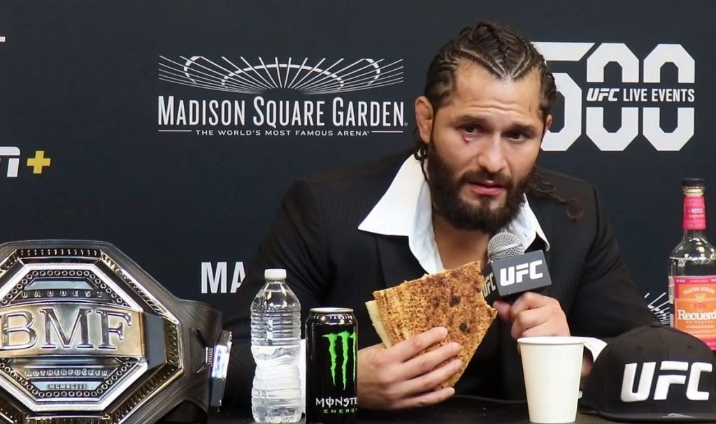 The UFC Revolution: Problems With Negotiations With Masvidal as Well