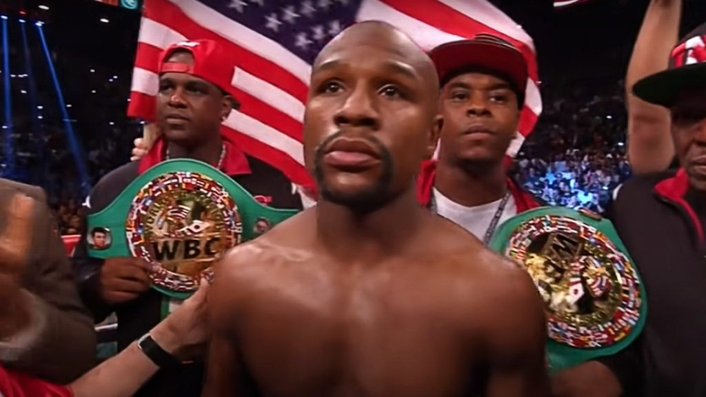 Mayweather Declared Himself The Greatest Ever And Severely Disrespected The Boxing Quality Of Muhammad Ali