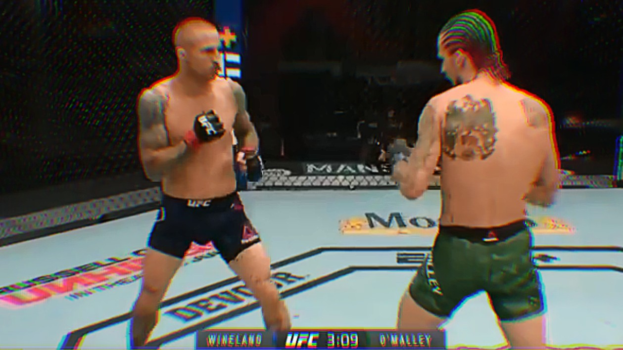 Video: Watch Sean O'Malley Knock Out Eddie Wineland With One Amazing Punch At UFC 250
