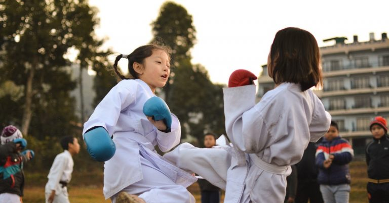 Best Martial Arts for Kids: Benefits and Safety