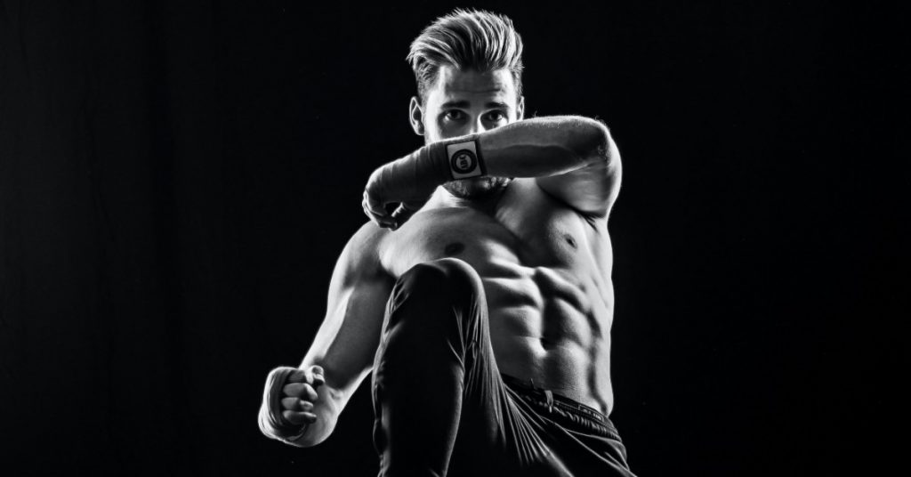 can martial arts build muscle