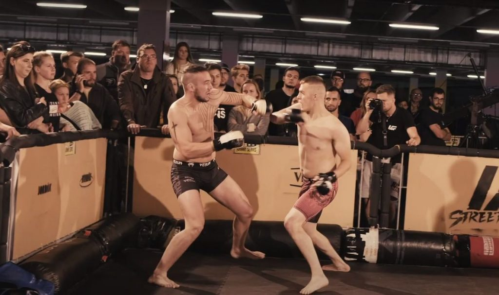 """(VIDEO) Czechs Unveil New Brutal Sport Based on the """"Street Fighter"""""""