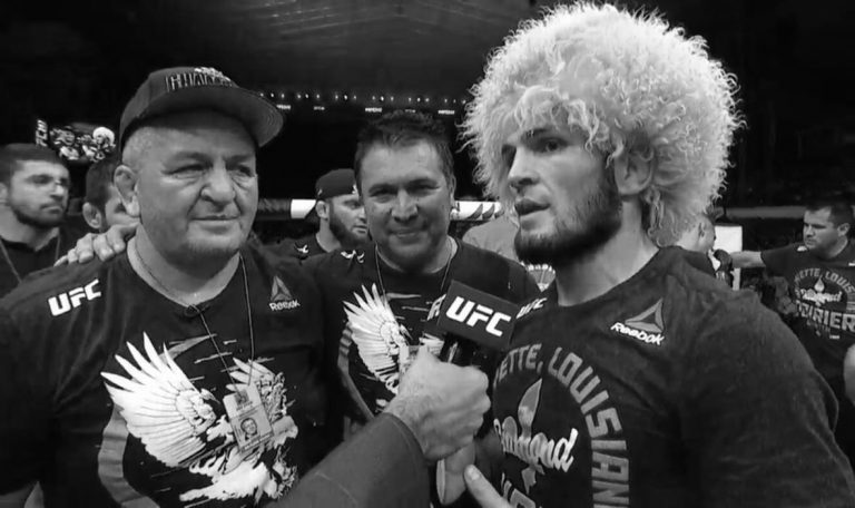 Dana Says Khabib Could Still Fight in September