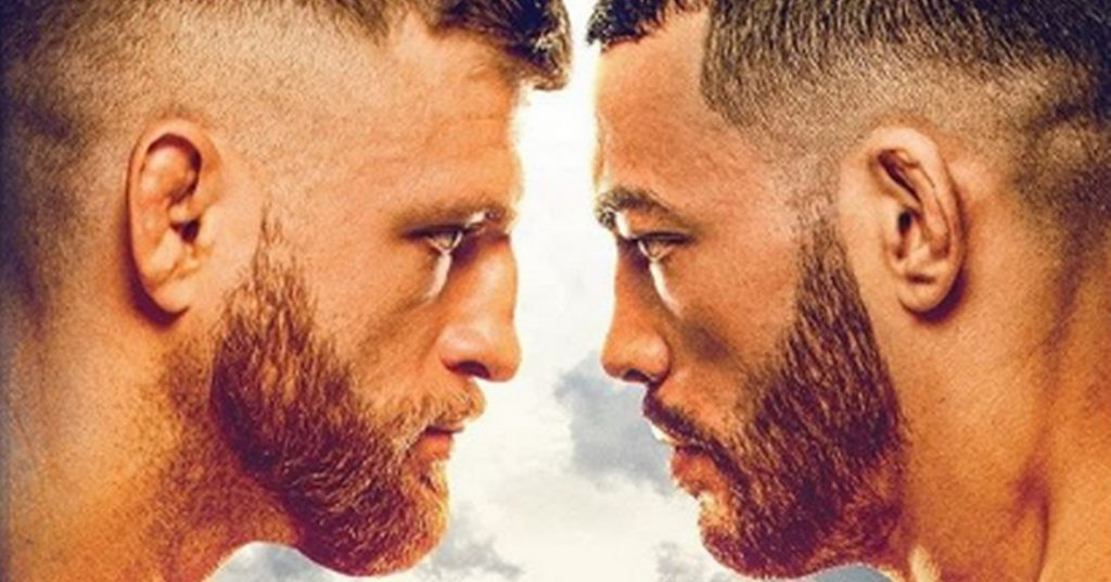 Here Is Everything You Need to Know About Next UFC Event