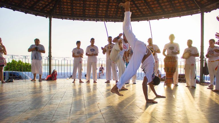 Is Capoeira Effective In MMA?