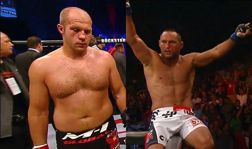 (VIDEO) Nine Years Ago, Dan Henderson Shocked The World and Fans of The Great Russian