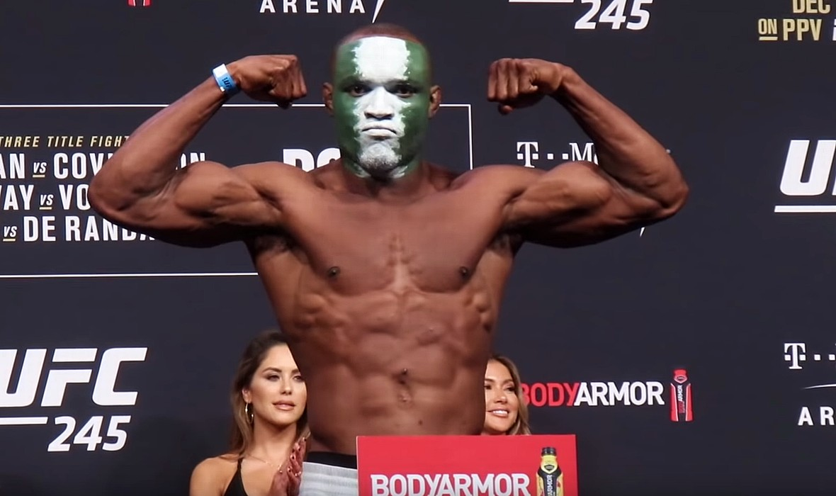 With The New Announcement, Usman Made It Known That Negotiations For The Fight Against Masvidal Are Going In The Right Direction