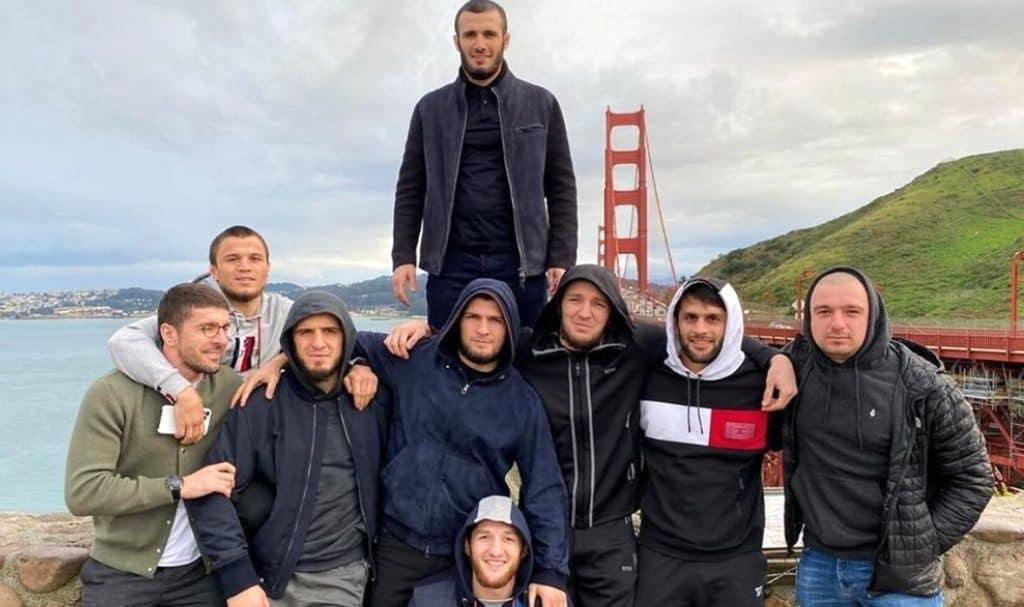 Khabib's Teammates Canceled Their Scheduled UFC Appearances