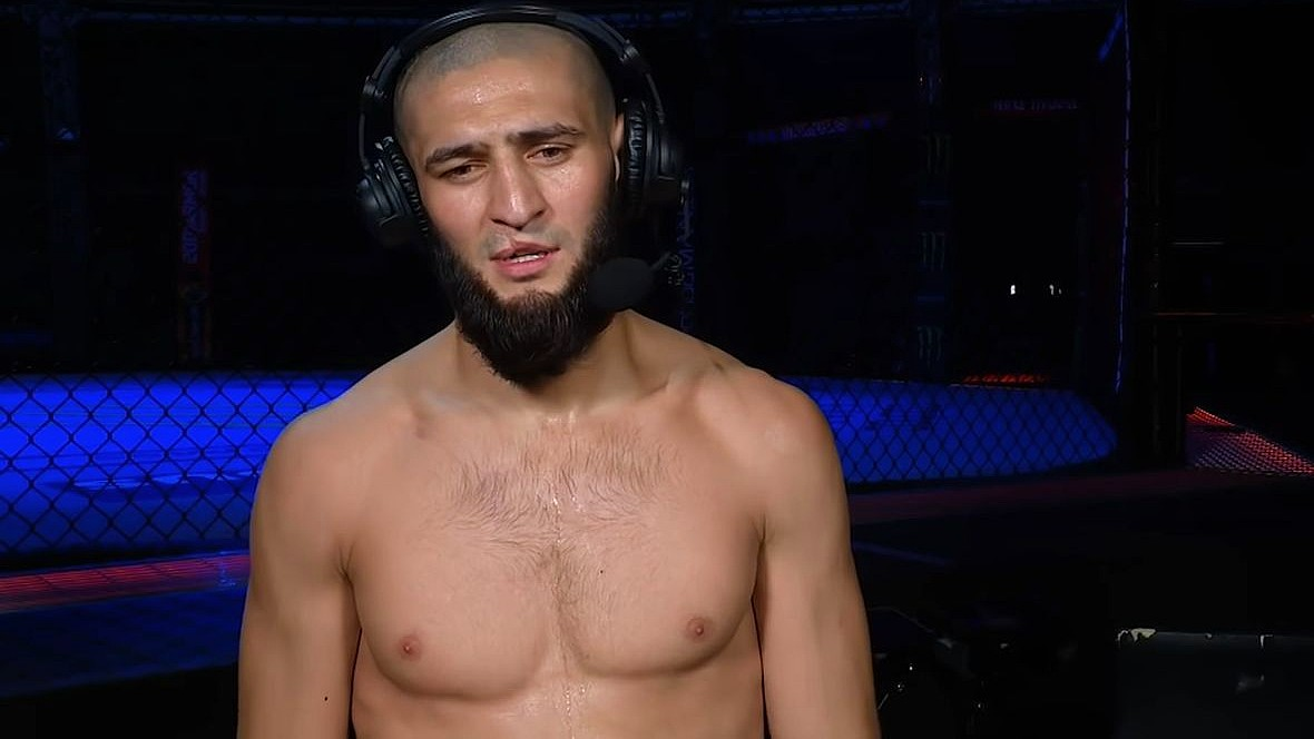 Chimaev Told a Crazy Story About His Trip to Ireland: 'I went to find McGregor and beat him up!'