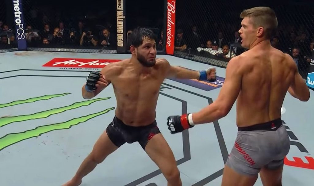 Jorge Masvidal and 'Wonderboy' Thompson are Interested in Doing a Rematch