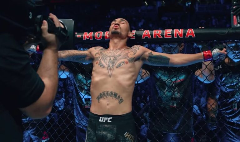 Holloway Revealed an Unusual Way in Which He Did Training For a Rematch Against Volkanovski