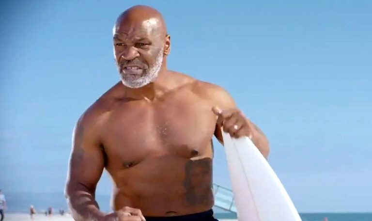(VIDEO) Mike Tyson Next Month Against The Great White Shark !? Yes, You Read That Right!