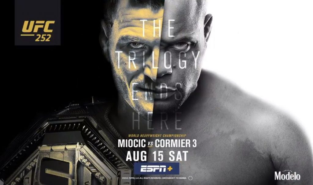 First Promo for Stipe vs. DC Is Finally Here!