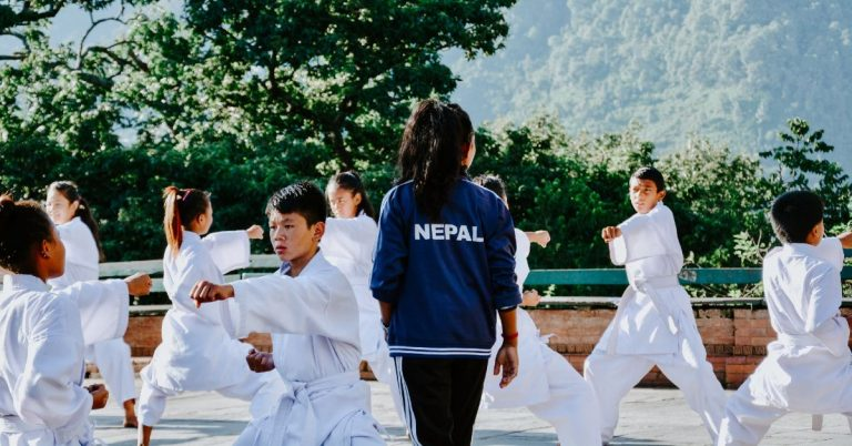 What Age Should a Child Start Martial Arts?