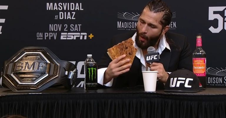 Nutritionists reveal how much weight does Masvidal has to cut on short notice
