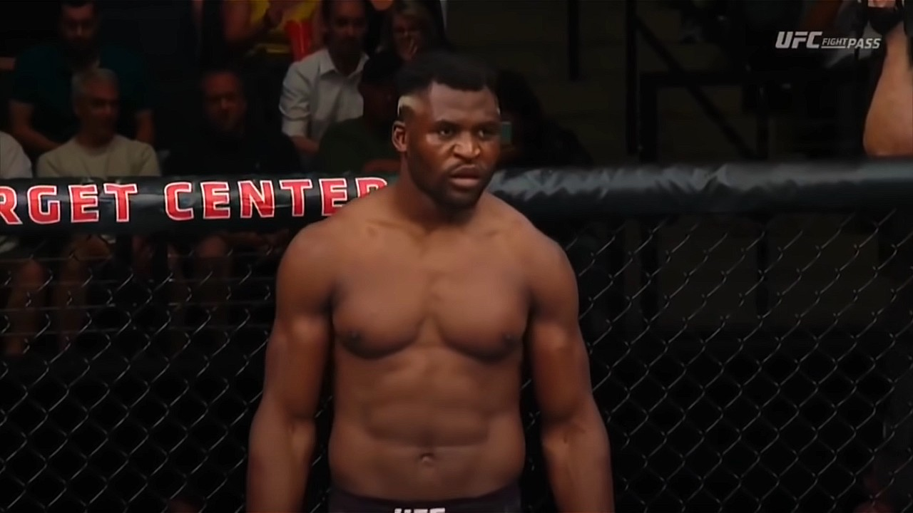 Ngannou Predicted The Fight Between Usman and Masvidal, For Him, There Is No Doubt