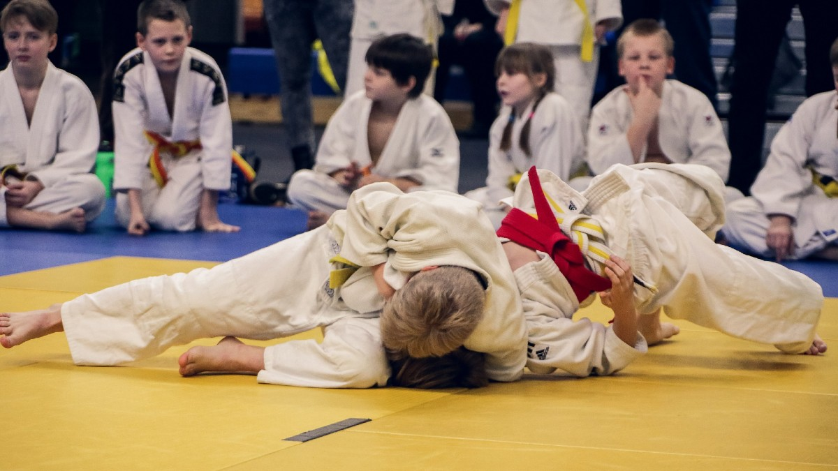 How to Get Better at Judo: The Complete Guide