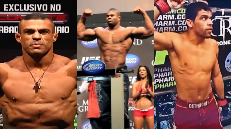 TOP 5 Fighters Who Are Not The Same Since The Arrival Of USADA And Falling On The Doping Test!