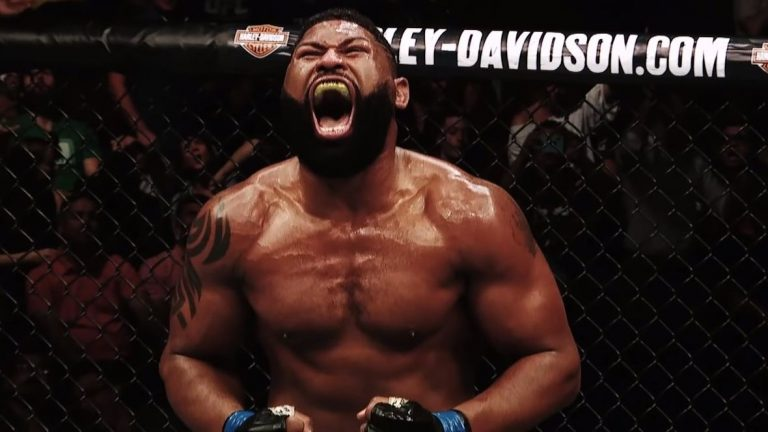Curtis Blaydes Called For a Fight Against Derrick Lewis
