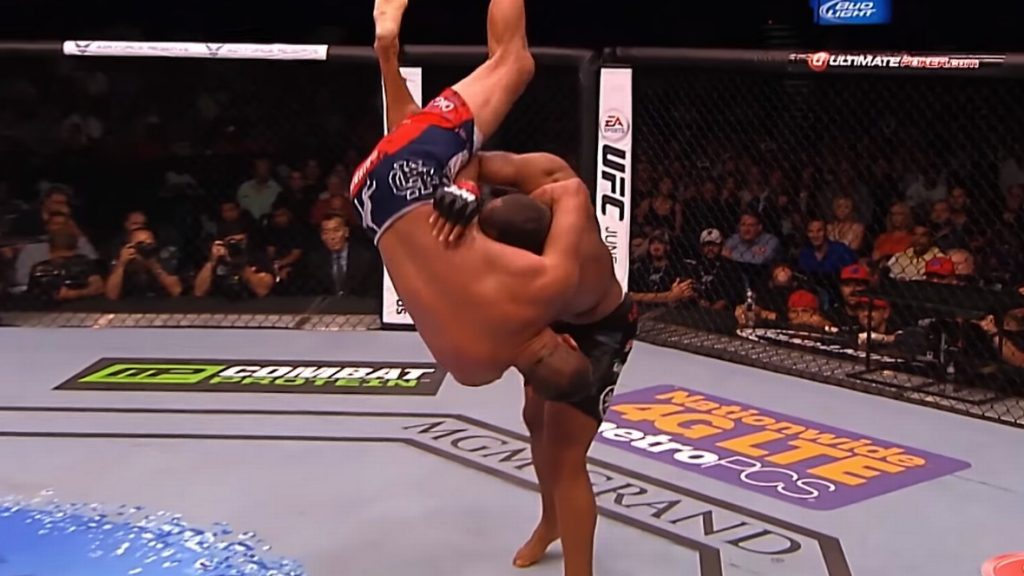(VIDEO) Best of DC: These Are Cormier's Biggest Stoppage Fights in the UFC
