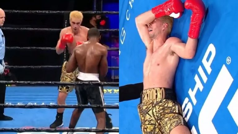 (VIDEO) Watch a Hell of a Knockout With an Uppercut That the Boxing Public Doesn't Stop Talking About