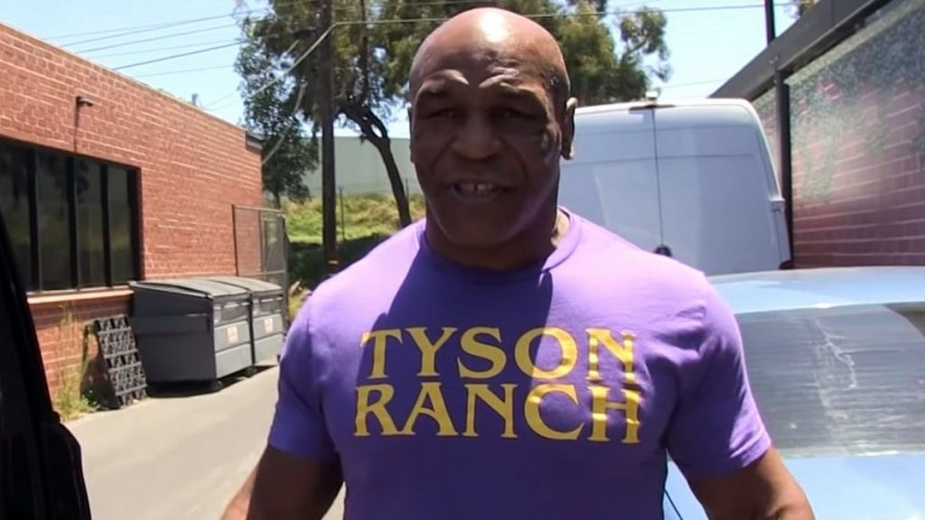 Tyson Announces Knockout: 'That's what I personally always aim for'