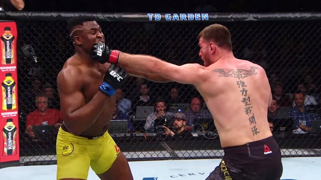 Miocic Confidently Predicted: 'Ngannou is waiting for the same as the first time'
