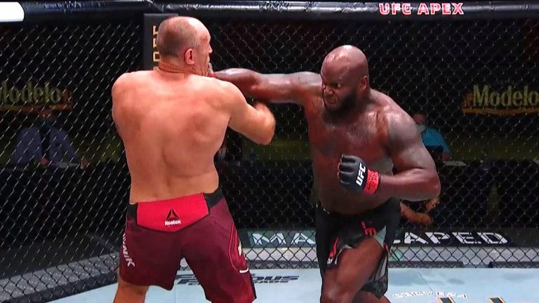 (Highlights Videos) Derrick Lewis Knocked Out Oleinik in the Second Round, Weidman Returned With Victories