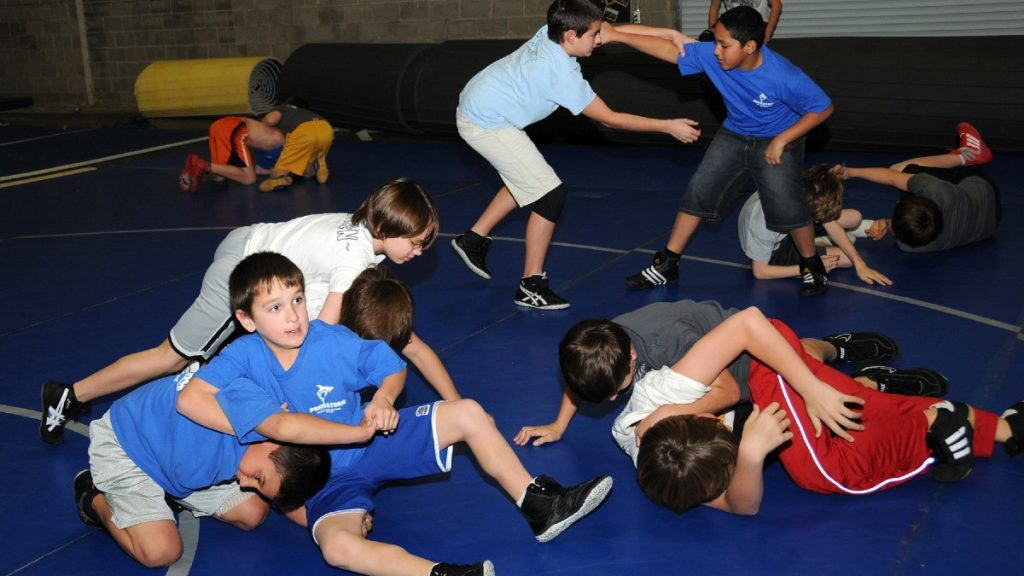 How to Get Your Kid Into Wrestling: The Complete Guide