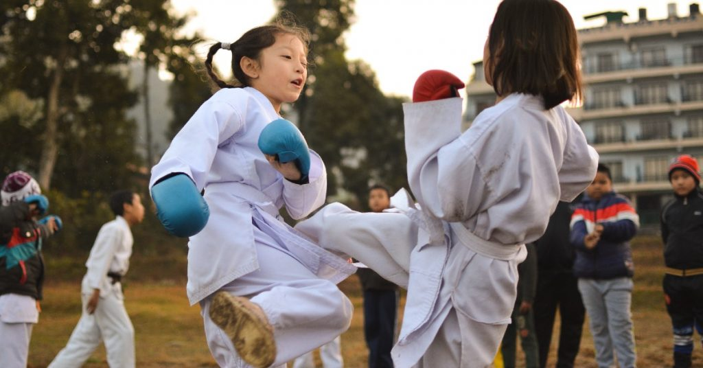 What Age Can a Child Start Karate?